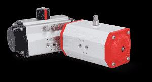 Pneumatische Schwenkantriebe von END-Armaturen