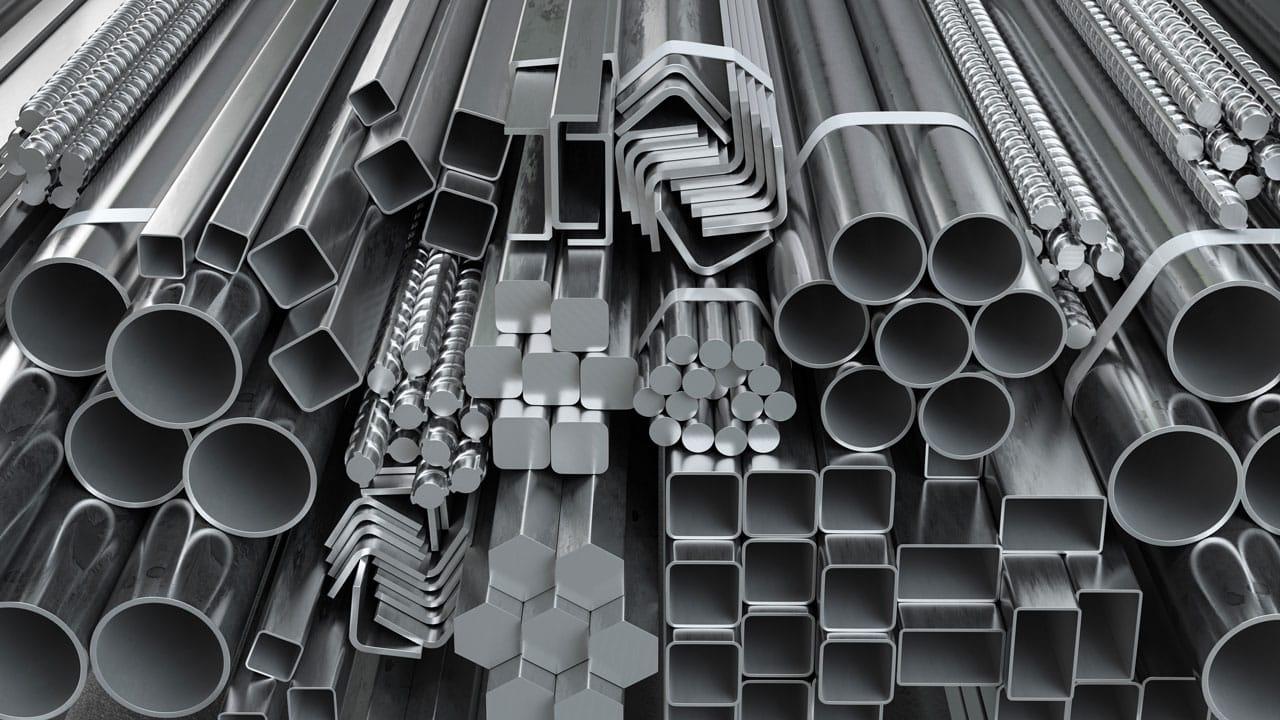 Werkstofftabelle Metalle