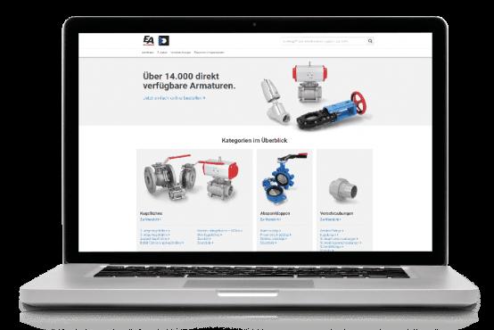 END-Armaturen Online Shop